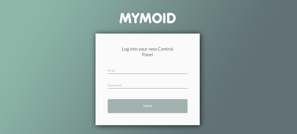 Announcing our New Control Panel – what has changed?